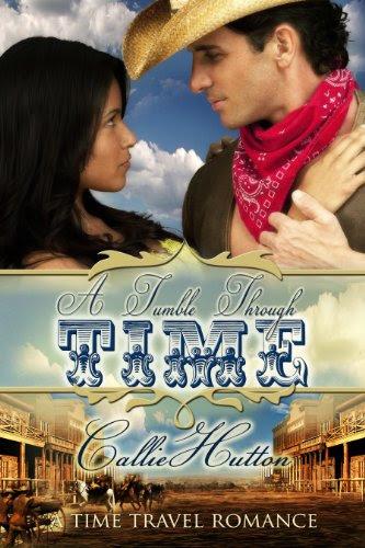 A Tumble Through Time by Callie Hutton