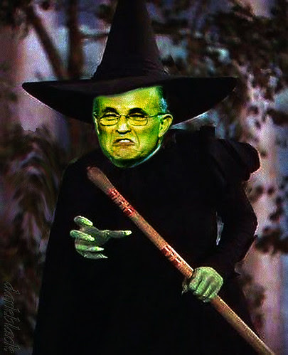 The Wicked Mayor Of The East