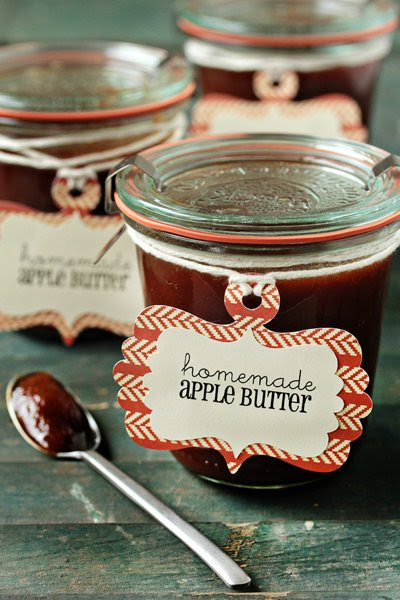 Post image for Slow Cooker Apple Butter