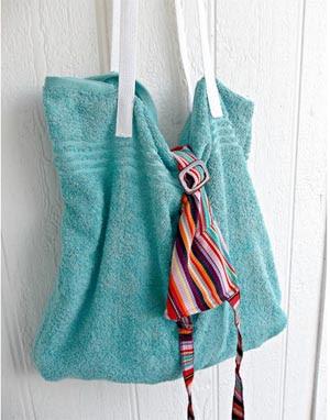 Φτιάξτε τη δική σας τσάντα για την παραλία