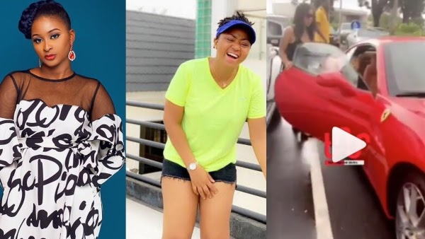 ETINOSA REVEALS TO HIS FRIEND REGINA DANIELS OF SOME LADIES PLAN TO TAKE OVER HER HUSBAND