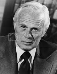 Head shot of Richard Widmark,