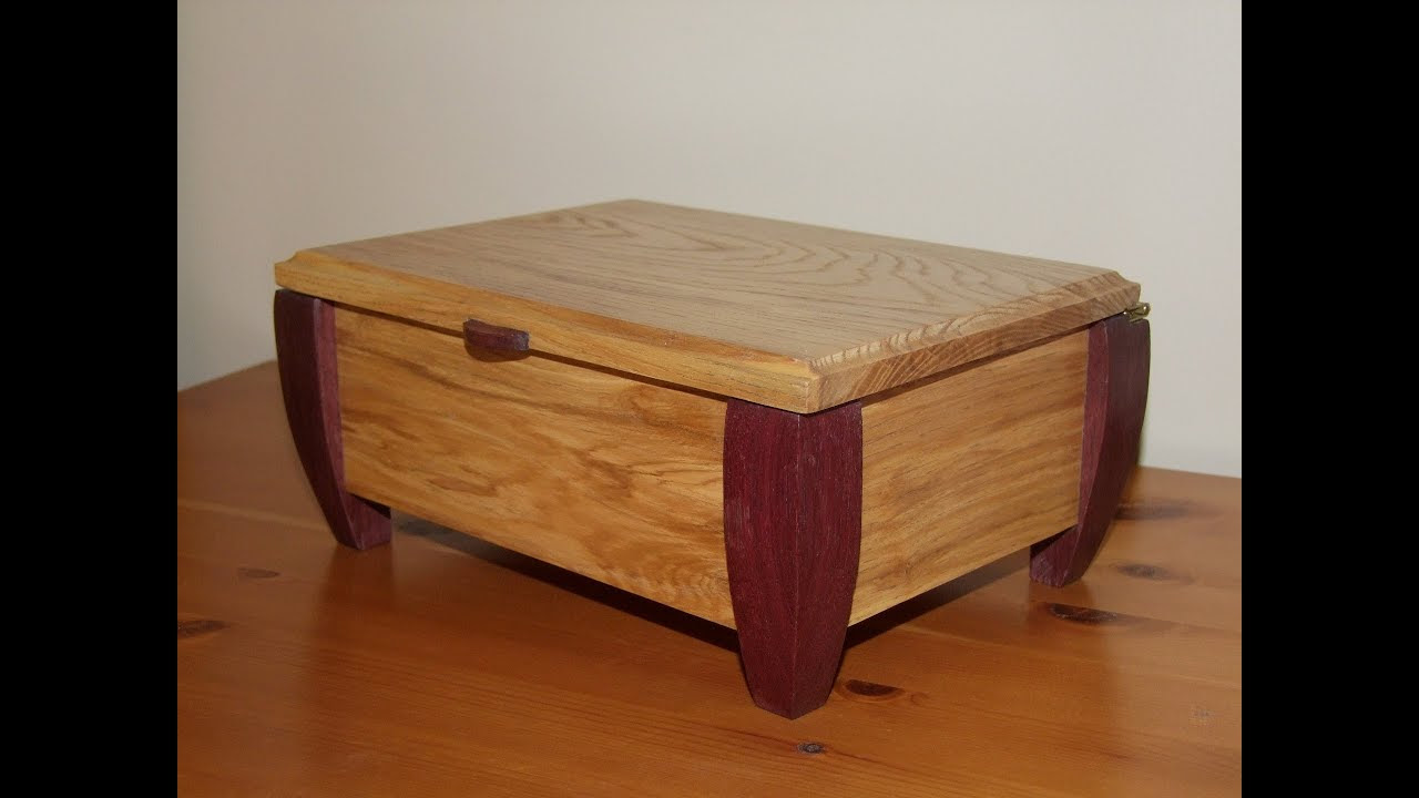 fine woodworking jewelry box plans ~ new woodworking plans