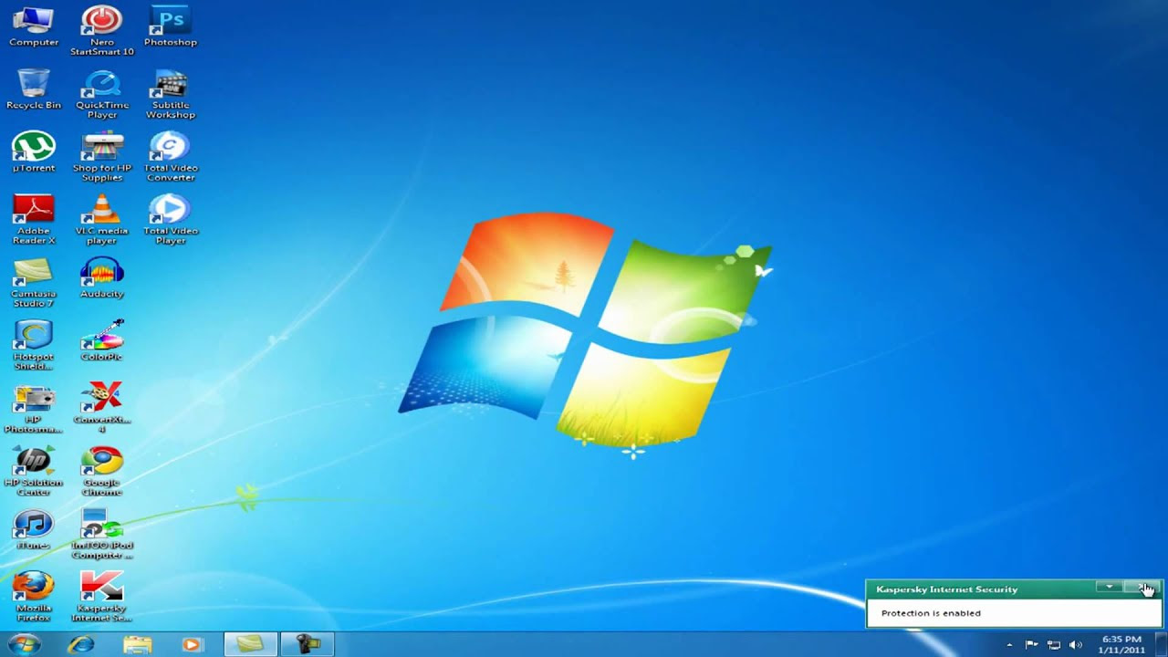 """How To Fix """"NETWORK NO INTERNET ACCESS"""" On Windows 7 - YouTube"""