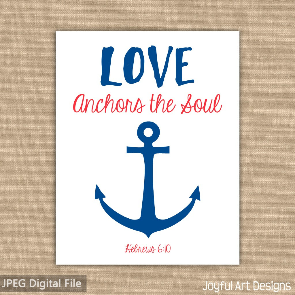 Love Anchors The Soul Quote 105 Cute Love Quotes I Love You