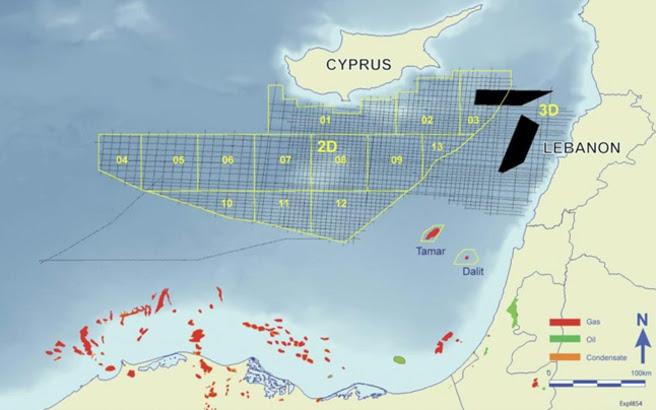 Νέες γεωτρήσεις στην κυπριακή ΑΟΖ