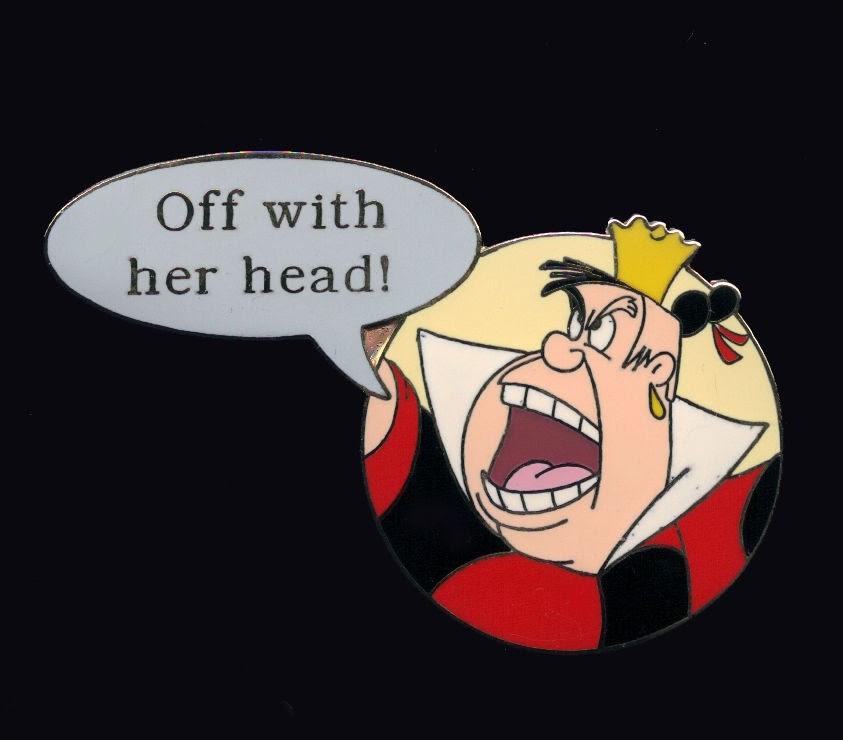 Queen Of Hearts Alice In Wonderland Quote Quote Number 560581