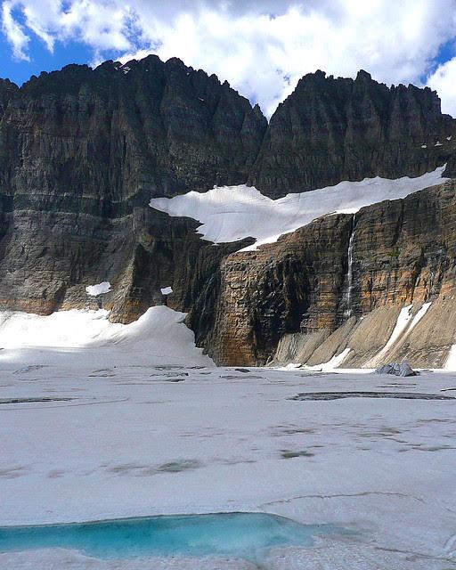 P1170047 Salamander Glacier and Salamander Falls
