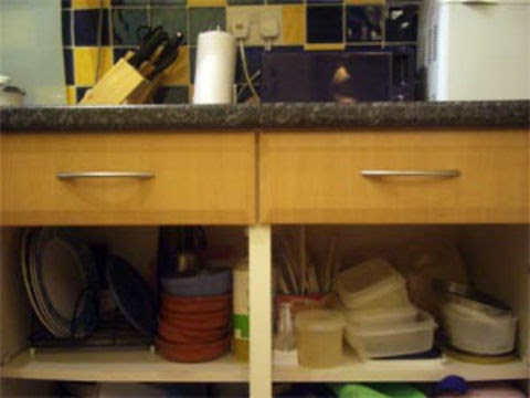 Space saving tips for the home - space saver, storage ideas ...
