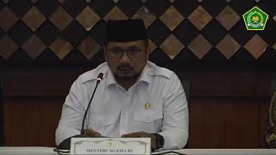 Konferensi Pers Pemerintah/Menag soal Kepastian Haji 1442 H /2021 M