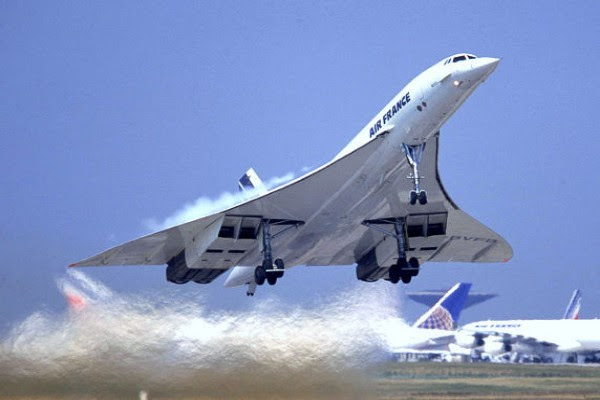 Hear Concorde's Thunderous Sonic Boom When It Flies Faster Than Speed Of Sound