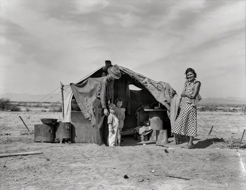 Neideffer Camp: 1937