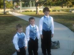 3 little men