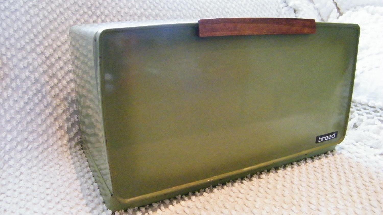 Vintage Bread Box - Lincoln Beautyware