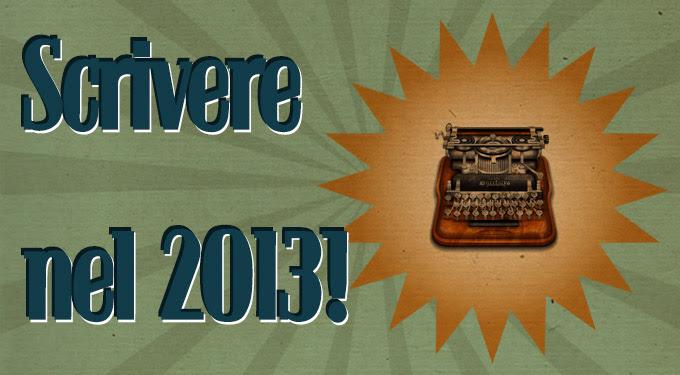3 parole per il 2013