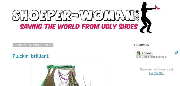 logo Important announcement regarding Shoeperwoman.com