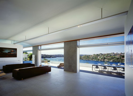 Luxury Ocean  View  House  in Sydney Australia Northbridge