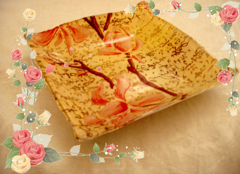 Photo Frames. Surronded by Roses