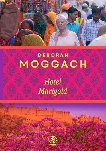 Okładka książki Hotel Marigold