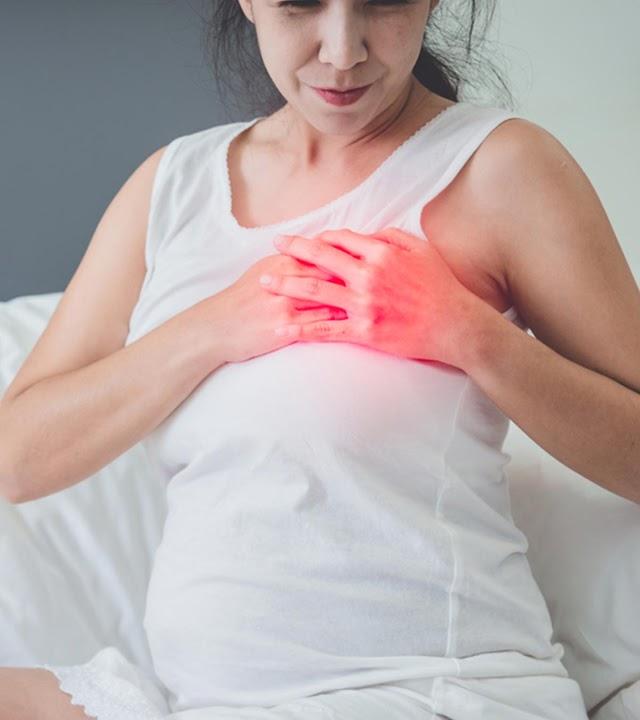 प्रेग्नेंट महिला को होता है छाती में दर्द, तो हो सकता है इस गंभीर बीमारी का संकेत