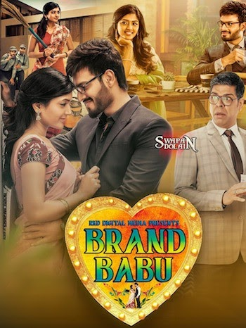 Brand Babu 2018 UNCUT Dual Audio Hindi 720p HDRip 1.1GB