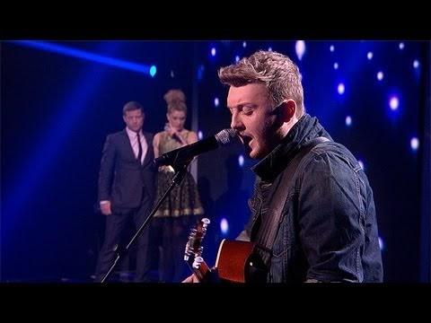 @JamesArthur23 sings for survival - Live Week 7 - The X Factor UK 2012