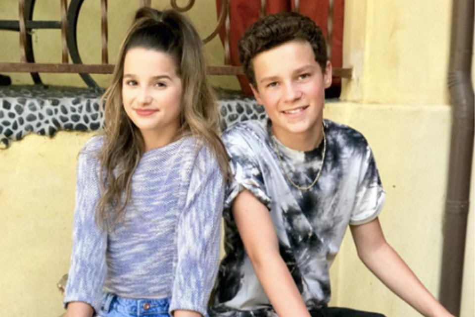 Quiz Are You More Hayden Summerall Or Annie Leblanc Tigerbeat