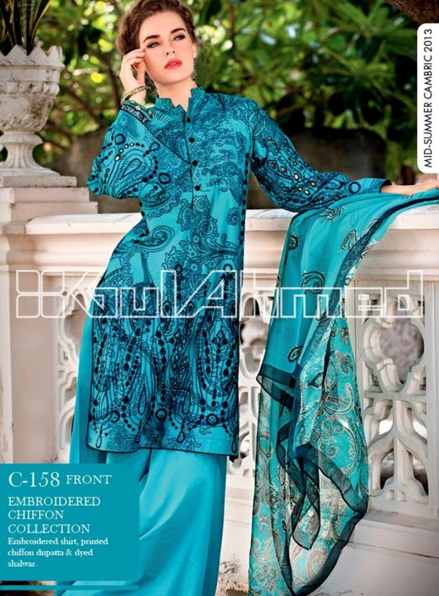 Mid-Summer-Cambric-Collection-2013-Gul-Ahmed-Printed-Embroidered-Fashionable-Dress-for-Girls-Women-26