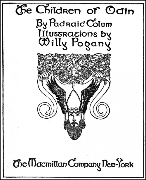 Иллюстратор Willy Pogany (1882-1955) (494 работ)