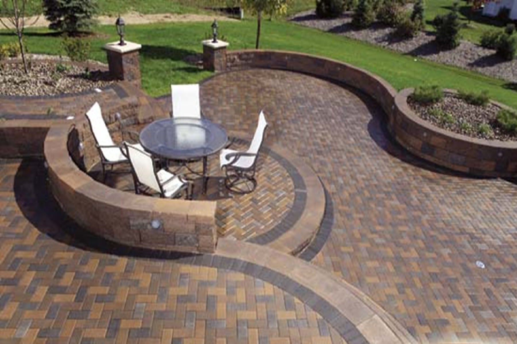 Paver Patio Designs « Search Results « Landscaping Gallery