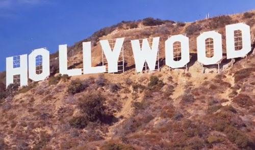Hollywood sign rebuilt