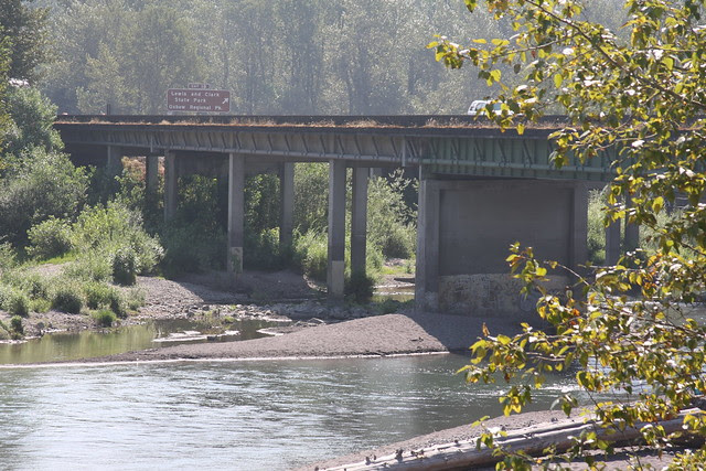 I-84 Bridges, Sandy River