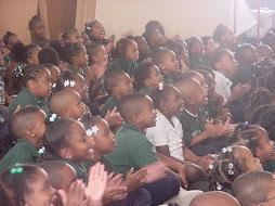 Johnette Performs In Schools