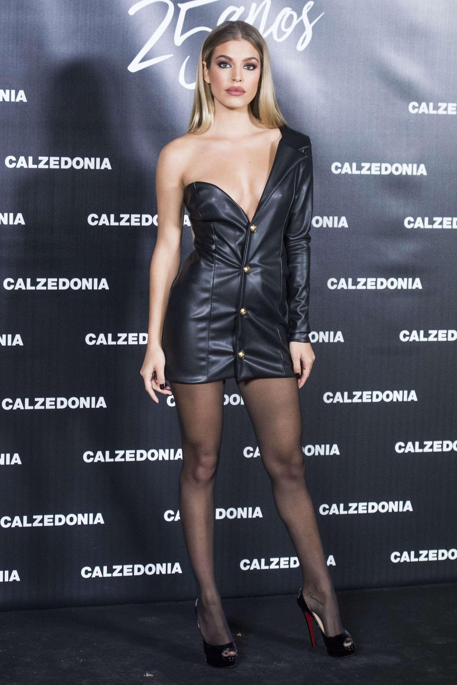 Jessica Goicoechea – Calzedonia 25th Anniversary Party in Madrid