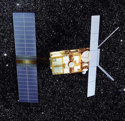 ERS satellite