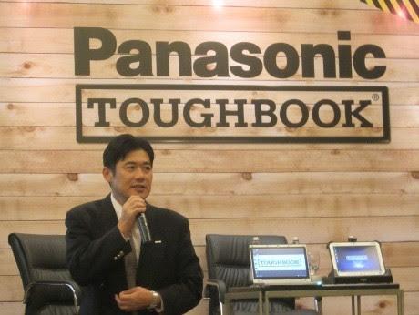 Ini dia Tablet dan laptop tahan banting Panasonic.
