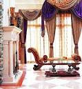 Living Room Decoration With Beautiful Curtains | House Decorating ...