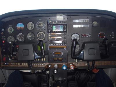 N9699G C182P Panel