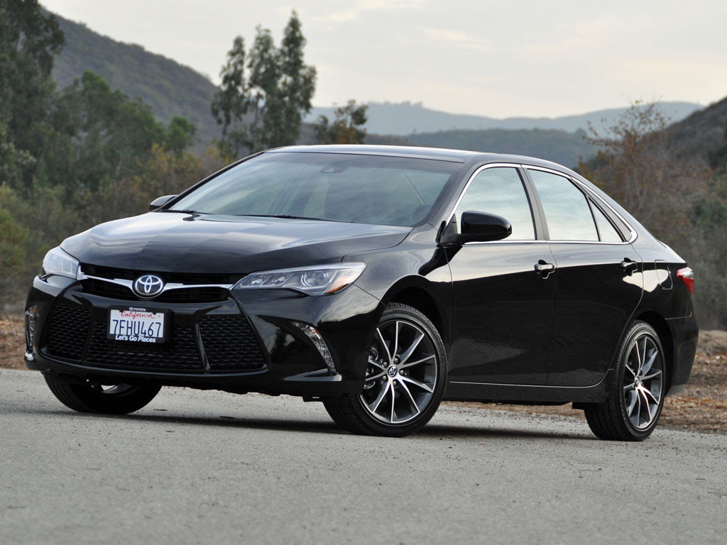 2015 Toyota Camry - Test Drive Review - CarGurus
