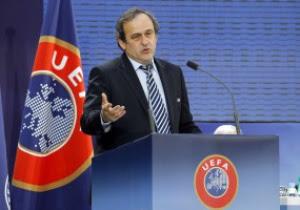 Платини выступает против решения спортивных вопросов в дисциплинарных судах