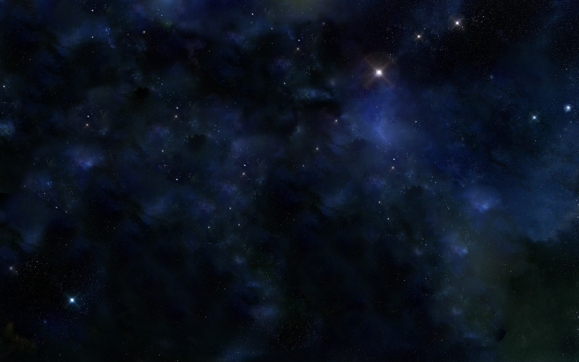 Deep Space Desktop Background 1920x1080