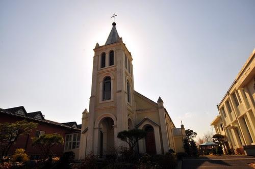 Congregation of the Sacred Word Convent Chapel (Mokdong Catholic Church)