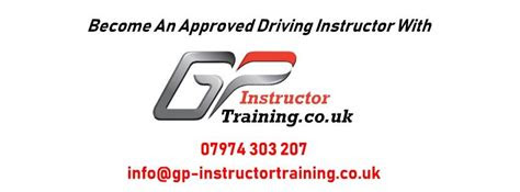 gp instructor training driving instructor training