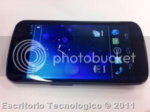 Samsung Galaxy Nexus GT-I9250 (1) - Frente