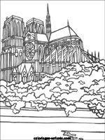 Avis Coloriage Notre Dame De Paris Le Meilleur Produit