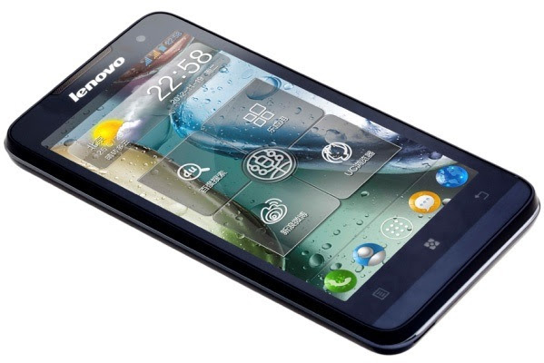 Lenovo IdeaPhone P770 stuffs 29hour battery and Jelly Bean into a lowercost smartphone