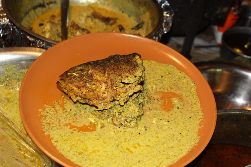 I love Hilsa Have Eaten it at Bengal Lodge Crawford Market by firoze shakir photographerno1