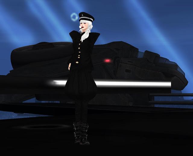Black uniform III