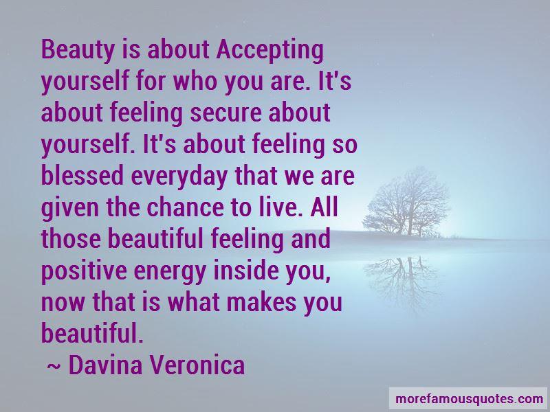 Davina Veronica Quotes Top 2 Famous Quotes By Davina Veronica