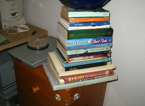 Books I haven't read